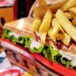 calories in burger king