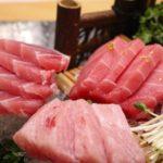 calories in tuna