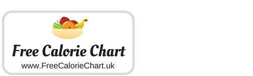 Free Calorie Chart