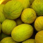 calories in honeydew melon