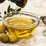 calories in olive oil