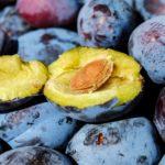 calories in plums