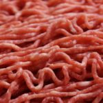 calories in beef mince