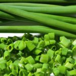 calories in chives
