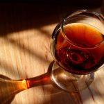 calories in cognac