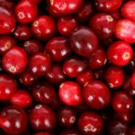 calories in cranberries