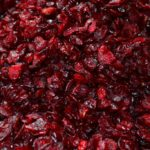 calories in dried cranberries