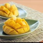 calories in mango