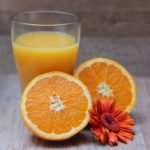 calories in orange juice