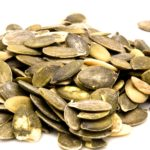 calories in pumpkin seeds