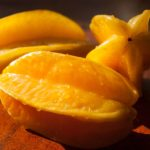 calories in star fruit