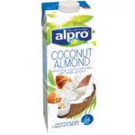 Calories in Alpro Coconut Almond