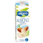 Calories in Alpro Roasted Almond Original