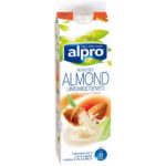Calories in Alpro Roasted Almond Unsweetened