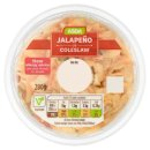 Calories in Asda Jalapeño Coleslaw