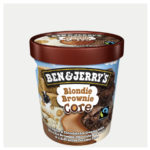 Calories in Ben & Jerry's Blondie Brownie Core