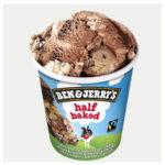 Calories in Ben & Jerry's Half Baked
