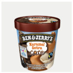 Calories in Ben & Jerry's Karamel Sutra Core