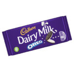 Calories in Cadbury Dairy Milk Oreo
