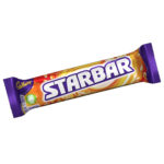Calories in Cadbury Starbar