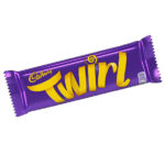 Calories in Cadbury Twirl