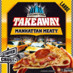 Calories in Chicago Town Takeaway Manhattan Meaty