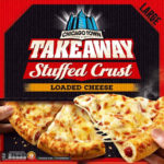 Calories in Chicago Town Takeaway Stuffed Crust Loaded Cheese
