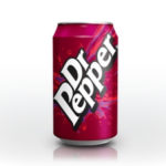 Calories in Dr Pepper