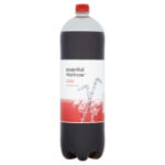 Calories in Essential Waitrose Cola