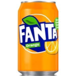 Calories in Fanta Orange