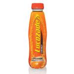 Calories in Lucozade Energy Orange