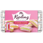 Calories in Mr Kipling Angel Slices