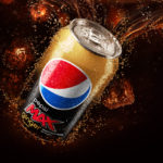 Calories in Pepsi Max Ginger