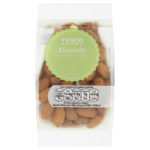 Calories in Tesco Almonds