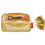 Calories in Warburtons Crusty Premium White Sliced Loaf