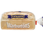 Calories in Warburtons Farmhouse Soft Bread