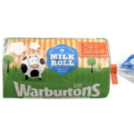 Calories in Warburtons Milk Roll