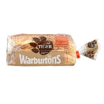 Calories in Warburtons Sliced Tiger White