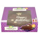 Calories in Asda Chocolate Party Cake