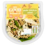 Calories in Asda Good & Balanced Pesto Chicken Salad