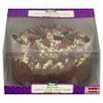 Calories in Asda Milk Chocolate Triple Layer Party Cake