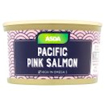 Calories in Asda Pacific Pink Salmon