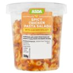 Calories in Asda Spicy Chicken Pasta Salad