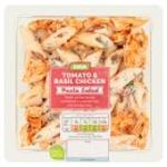 Calories in Asda Tomato & Basil Chicken Pasta Salad