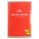 Calories in Morrisons Baked Beans in Tomato Sauce