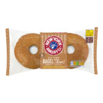 Calories in New York Bakery Co Soft Seeded Bagel Thins
