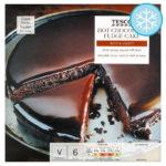 Calories in Tesco Hot Chocolate Fudge Cake Rich & Gooey