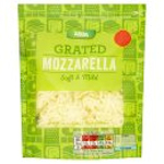 Calories in Asda Grated Mozzarella Soft & Mild