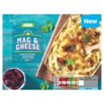Calories in Asda Mac & Cheese