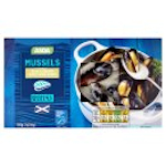 Calories in Asda Mussels with a Creamy White Wine Sauce